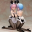 B-STYLE - Re:ZERO -Starting Life in Another World-: Ram Bunny Ver. 1/4 Complete Figure(Pre-order) thumbnail 8