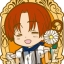 Hetalia The Beautiful World - Trading Rubber Strap 12Pack BOX(Pre-order) thumbnail 2