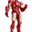 "Legacy of Revoltech - Tokusatsu Revoltech LR-041 ""Avengers"" Iron Man Mark 7(Pre-order) thumbnail 1"