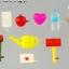 Yotsuba &! - Collect Danboard & Capsule Danboard [Normal Set](Pre-order) thumbnail 21