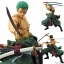 Variable Action Heroes Roronoa Zoro Action Figure(Pre-order) thumbnail 1