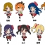 Love Live! Trading Rubber Strap 10Pack BOX(Back-order) thumbnail 1