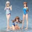 THE IDOLM@STER Cinderella Girls - Uzuki Shimamura Swimsuit Ver. 1/12 Pre-painted Assembly Figure(Pre-order) thumbnail 6