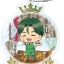 KING OF PRISM - Toji Colle Acrylic Keychain vol.1 7Pack BOX(Pre-order) thumbnail 4