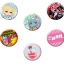 Uchuu Patrol Luluco - Trading Can Badge 10Pack BOX(Pre-order) thumbnail 1