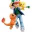G.E.M. Series - Pokemon: Ash & Pikachu & Charmander Complete Figure(Pre-order) thumbnail 6