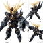 "NXEDGE STYLE [MS UNIT] Banshee (Destroy Mode) ""Mobile Suit Gundam Unicorn""(Pre-order) thumbnail 1"