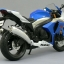 1/12 Complete Motorcycle Model SUZUKI GSX R1000 (Blue)(Tentative Pre-order) thumbnail 3