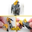 "Legacy OF Revoltech Tokusatsu Revoltech No.LR-50 ""Transformers: Dark Side of the Moon"" Bumblebee(Pre-order) thumbnail 7"