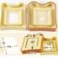 อุปกรณ์ทำแซนวิชปิดขอบ รูปสี่เหลี่ยม อุปกรณ์แบบกล่องรูปขนมปัง thumbnail 3