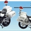 1/12 Complete Motorcycle Model CB1300P (White Motorcycle) Kanagawa Police(Released) thumbnail 1