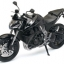 1/12 Complete Motorcycle Model Honda CB1000R (Black)(Released) thumbnail 1