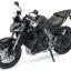 1/12 Complete Motorcycle Model Honda CB1000R (Black)(Released) thumbnail 1