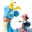 G.E.M. Series - Pokemon: Ash & Pikachu & Lapras Complete Figure(Pre-order) thumbnail 6