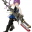 "1/12 Assault Lily Series 040 - ""Assault Lily"" Nazuna Kawanabe Complete Doll(Pre-order) thumbnail 4"