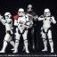 ARTFX+ - Star Wars The Force Awakens: First Order Stormtrooper Single Pack 1/10 Easy Assembly kit (In-stock) thumbnail 10