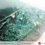 หินทรงพีระมิค- มอสอาเกต Moss Agate (186g) thumbnail 10