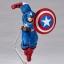 Figure Complex - Amazing Yamaguchi No.007 Captain America(Pre-order) thumbnail 7