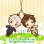 es Series nino Rubber Strap Collection - Hetalia Part.3 Renewal ver. 8Pack BOX(Pre-order) thumbnail 10
