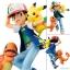 G.E.M. Series - Pokemon: Ash & Pikachu & Charmander Complete Figure(Pre-order) thumbnail 1