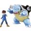 G.E.M. Series - Pokemon: Gary & Blastoise Complete Figure(Pre-order) thumbnail 2