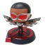 Hero Remix Bobble Head Series - Civil War: Falcon (Complete Figure)(Pre-order) thumbnail 1