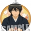 Gintama - Trading Tsunagaru Can Badge Charm 10Pack BOX(Pre-order) thumbnail 9
