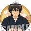 Gintama - Trading Tsunagaru Can Badge Charm 10Pack BOX(Pre-order) thumbnail 9