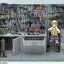 Little Armory LD006 1/12 Gun Rack B(Pre-order) thumbnail 7