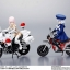 1/12 Complete Motorcycle Model CB1300P (WHITE)(Back-order) thumbnail 10