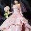 Date A Live - Kurumi Tokisaki Wedding ver. Pink 1/7 Complete Figure(Pre-order) thumbnail 6