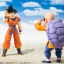 "S.H. Figuarts - Son Goku -Saiyan Grown on Earth- ""Dragon Ball Z""(Pre-order) thumbnail 9"