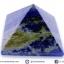 หินทรงพีระมิค-ลาพิส ลาซูลี (Lapis lazuli) (113g) thumbnail 1