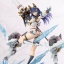 Sword & Wizards ~The Emperor of Sword & Seven Lady Knight~ - Yukishiro Fuyuka - 1/8 - Damage Ver. (Limited Pre-order) thumbnail 1