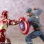 ARTFX+ - Captain America Civil War: Captain America Civil War 1/10 Easy Assembly Kit(Pre-order) thumbnail 9
