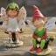 ตุ๊กตาเรซิ่นภูติน้อยติดปีก ของตกแต่งบ้าน ขนาด 8 นิ้ว thumbnail 1