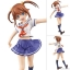 """High School Fleet"" Harekaze Girls Project - Akeno Misaki 1/10 Complete Figure(Pre-order) thumbnail 1"