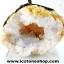 ▽ต้นไม้มงคล หินคาร์เนเลียน (Carnelian) -ฐานควอตซ์ใช้เสริมฮวงจุ้ย โต๊ะทำงาน (194g) thumbnail 2