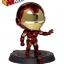 Hero Remix Bobble Head Series - Avengers: Iron Man Mk.43 (Chrome Plating ver.) (Complete Figure)(Tentative Pre-order) thumbnail 1