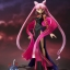 Bishoujo Senshi Sailor Moon - Black Lady - Luna-P - S.H.Figuarts (Limited) thumbnail 2