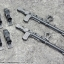 Frame Arms 1/100 Type 32 Model 5C Zenrai with Assault Unit Plastic Model(Pre-order) thumbnail 26