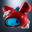 "Chogokin - My Melody (Red) ""Sanrio""(Pre-order) thumbnail 15"