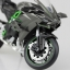 1/12 Complete Motorcycle Model Kawasaki Ninja H2R(Released) thumbnail 5