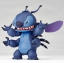 "Figure Complex MOVIE REVO Series No.003 ""Lilo & Stitch"" Stitch (Prototype No.626)(Pre-order) thumbnail 8"