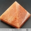 หินทรงพีระมิค- อเวนจูรีนสีส้ม Orange Aventurine (154g) thumbnail 4