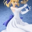 Fate/staynight [Unlimited Blade Works] - Saber White Dress Ver. 1/8 Complete Figure(Pre-order) thumbnail 18