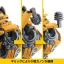 "Legacy OF Revoltech Tokusatsu Revoltech No.LR-50 ""Transformers: Dark Side of the Moon"" Bumblebee(Pre-order) thumbnail 8"
