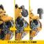 "Legacy OF Revoltech Tokusatsu Revoltech No.LR-50 ""Transformers: Dark Side of the Moon"" Bumblebee(Pre-order) thumbnail 8"