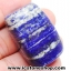 ลาพิส ลาซูลี่ Lapis Lazuli ขัดมันขนาดพกพา (53g) thumbnail 4