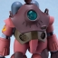 Fang of the Sun Dougram - COMBAT ARMORS MAX 12 1/72: Soltic H404S Mackerel Plastic Model(Pre-order) thumbnail 5